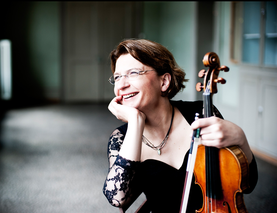 Antje Weithaas, Violine