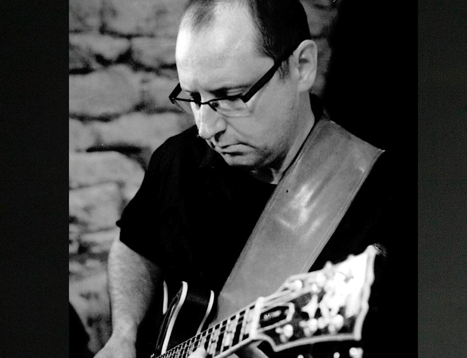 Arnulf Ochs, Jazzgitarre