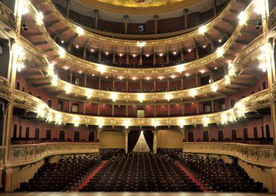 Teatro El Circulo, Rosario, Argentinien