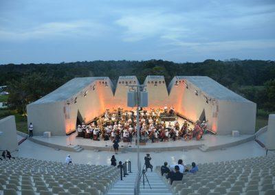Teatro L´Occitane Tancoso, Brasilien